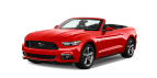 Location Ford Mustang Spider est disponible chez Medousa car