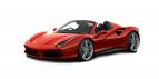 Location Ferrari Spider 488 est disponible chez Medousa car