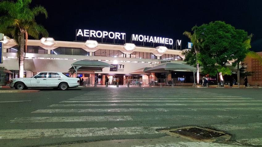 Louer une voiture à Casablanca ou l'aéroport Mohamed 5