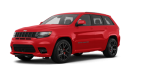 Location Jeep Grand Cherokee SRT est disponible chez Medousa car