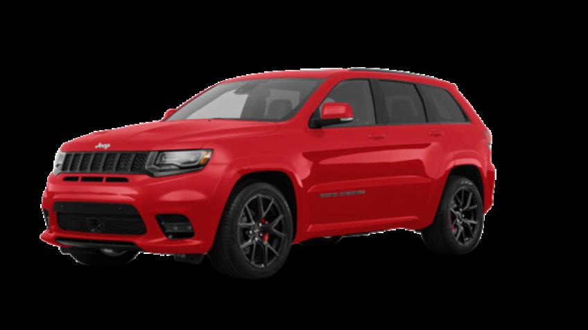 Location Jeep Grand Cherokee SRT est disponible chez Medousa car